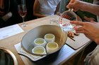 Custard_class_making_bain_marie